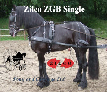 Zilco ZGB Single Driving Harness
