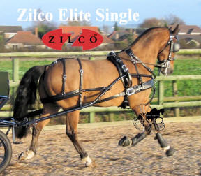 Zilco Elite Single Driving Harness
