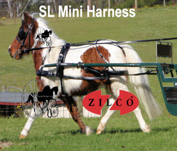 Zilco SL Mini Hourse Harness