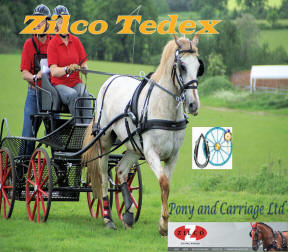 Zilco Tedex Horse Harness