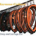Full horse collars draft and buggy type